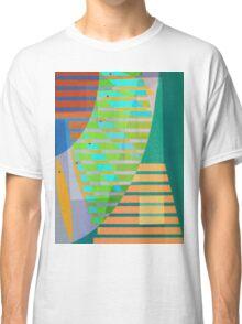 A Lama, o Mangue e o Mar (The mud, the Mangue and the Sea) Classic T-Shirt
