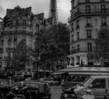 Eiffel Tower, Paris Sticker
