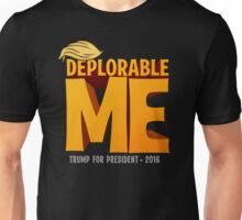 Deplorable Me: Basket of Deplorables Unisex T-Shirt