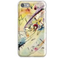 Vassily Kandinsky - Light Picture  iPhone Case/Skin
