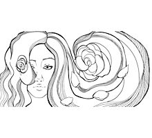 Rose Beauty Photographic Print