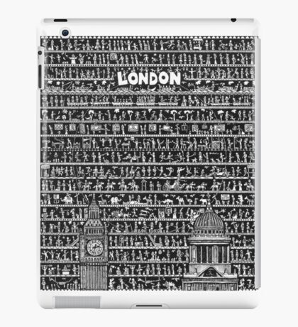 LONDON Small World London iPad Case/Skin