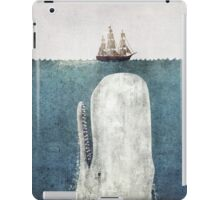 The Whale  iPad Case/Skin