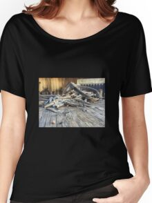 Clothespin Chaos Women's Relaxed Fit T-Shirt