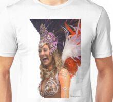 Samba Dancer Having a Laugh!  Unisex T-Shirt