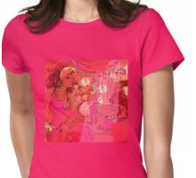 Jazz Encore Womens Fitted T-Shirt