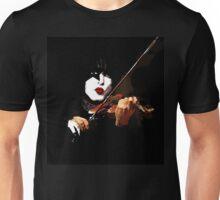 Paganini Devil Violinist Unisex T-Shirt