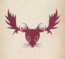 Moose Mouse by Richard Morden
