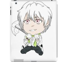 Chibi Clear iPad Case/Skin