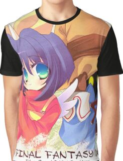 Carol Eiko & Vivi Graphic T-Shirt