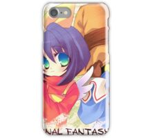 Carol Eiko & Vivi iPhone Case/Skin
