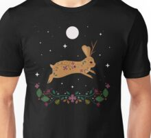 The Jackalope Rides at Midnight  Unisex T-Shirt
