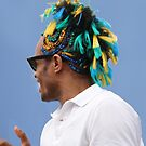 Colorful Cornrows! by Heather Friedman
