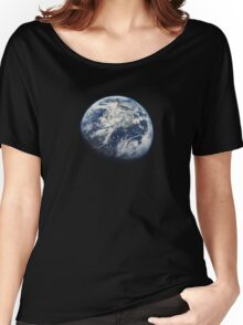 Earth From Apollo 8 Women's Relaxed Fit T-Shirt