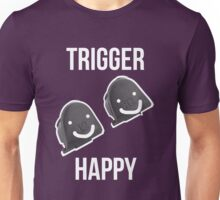 Trigger Happy Unisex T-Shirt