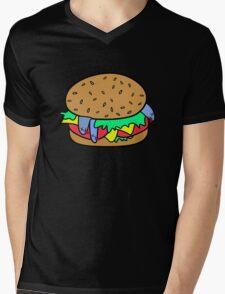 Sardine Sandwich Mens V-Neck T-Shirt