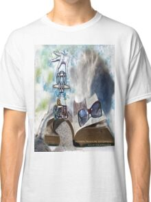 On the Wings Of Love Classic T-Shirt