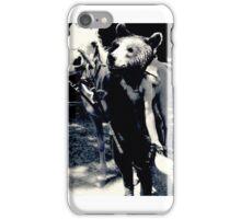 Bearback iPhone Case/Skin