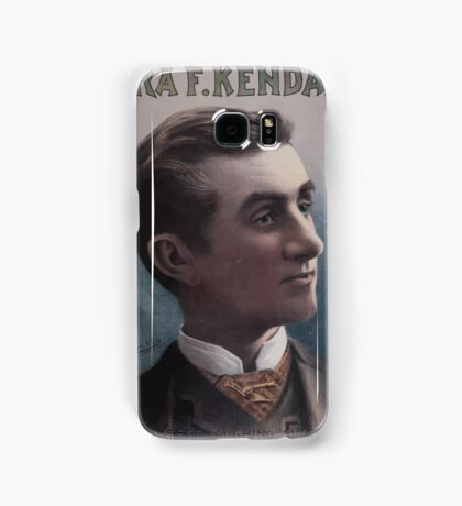Performing Arts Posters Ezra F Kendall the natural eccentric comedian in his latest laughing success A pair of kids 0420 Samsung Galaxy Case/Skin