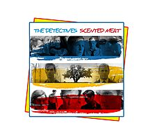 The True Detectives new album, Scented Meat Photographic Print