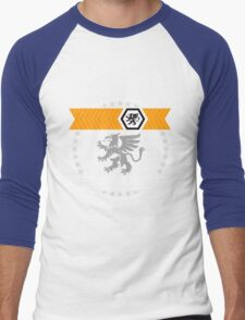 House Harkonnen Crest (Dark) Men's Baseball ¾ T-Shirt