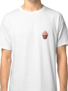 Sparles Cupcake Yellow and Pink Frosting Classic T-Shirt