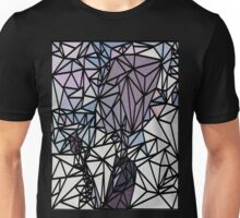 Stained Glass Pearl Unisex T-Shirt