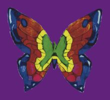 nick mason butterfly tee T-Shirt