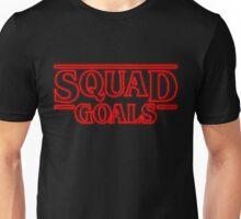 Stanger Things Squad Goals Unisex T-Shirt