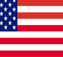 PROUD DEPLORABLE - USA PRINT Sticker