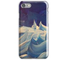 Sky and Snow iPhone Case/Skin