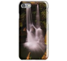 Christmas Chasm iPhone Case/Skin