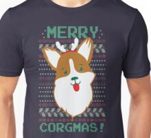 Merry Corgmas! Unisex T-Shirt