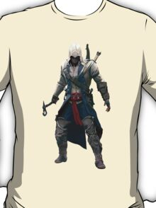 Connor Kenway T-Shirt