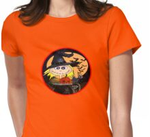 The Little Witch Womens Fitted T-Shirt