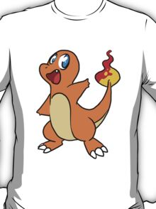 CUTE CHARMANDER T-Shirt