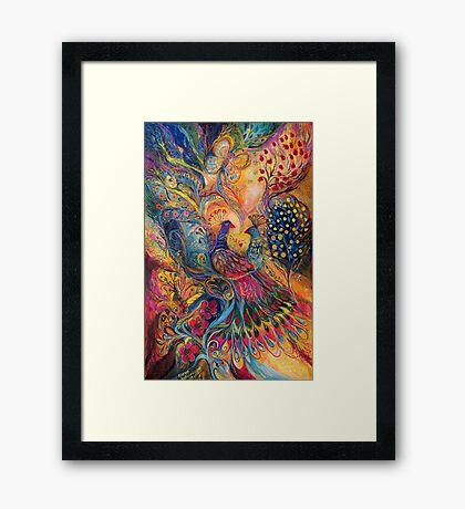 The Magic Garden Framed Print