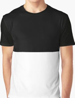 Black is the new black. Graphic T-Shirt
