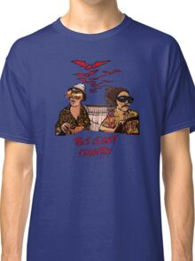 Bat country Classic T-Shirt