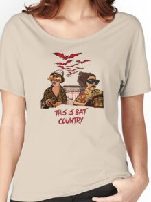 Bat country Women's Relaxed Fit T-Shirt