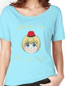 Armin Alert  Women's Relaxed Fit T-Shirt