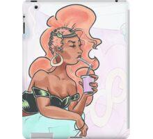Pamela GCS cottoncandy 80s iPad Case/Skin