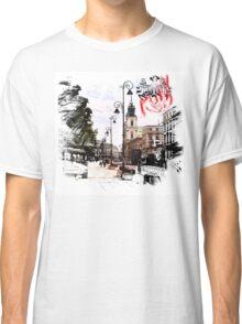 Poland - Warsaw Krakowskie Przedmiescie Classic T-Shirt