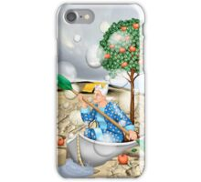Novelty Challenge iPhone Case/Skin