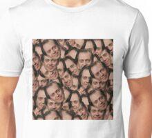 Steve Buscemi texture Unisex T-Shirt