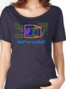 The Heart of the Robot Women's Relaxed Fit T-Shirt