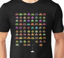 Fashionable Invaders Unisex T-Shirt