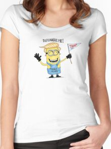 DEPLORABLE ME 2016 T-SHIRT  Women's Fitted Scoop T-Shirt
