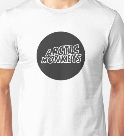 Arctic Monkeys circle Unisex T-Shirt