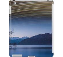 Lake Wanaka Start Trails iPad Case/Skin